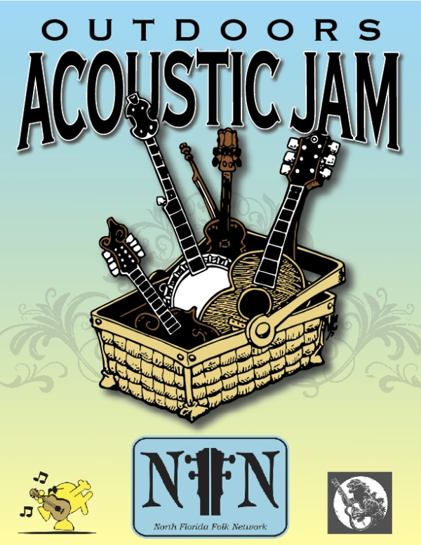 Acoustic Music Jam @ Regency Library